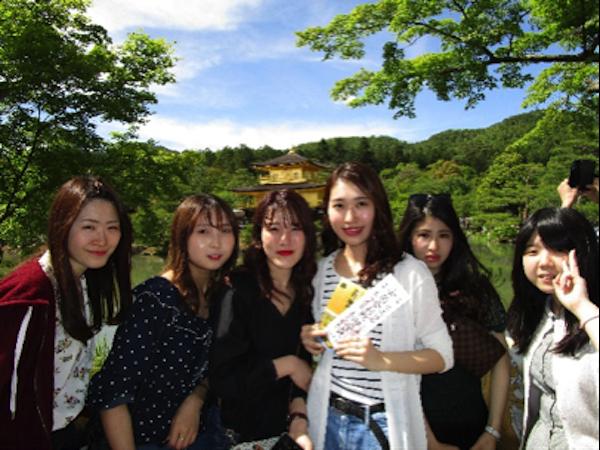 京都の世界遺産を見学しました